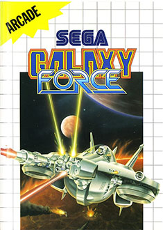 Juego online Galaxy Force (SMS)