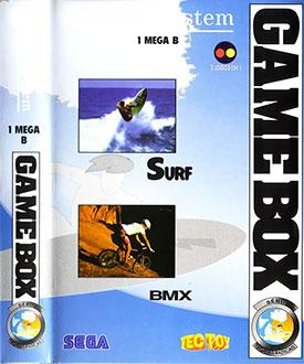 Juego online Game Box Serie Esportes Radicais (SMS)