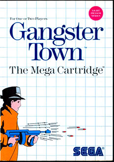 Juego online Gangster Town (SMS)