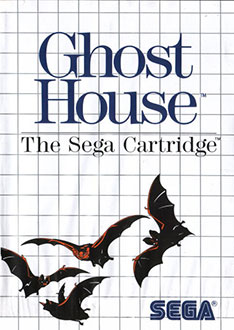 Juego online Ghost House (SMS)