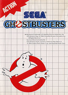 Juego online Ghostbusters (SMS)