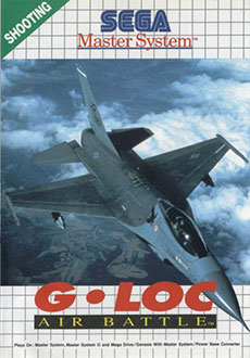 Juego online G-LOC: Air Battle (SMS)