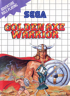 Juego online Golden Axe Warrior (SMS)