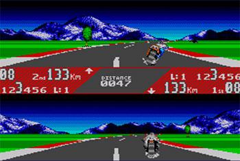 Pantallazo del juego online GP Rider (SMS)