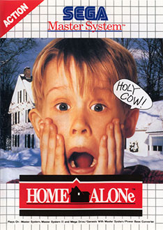 Juego online Home Alone (SMS)