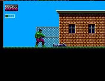 Imagen de la descarga de The Incredible Hulk