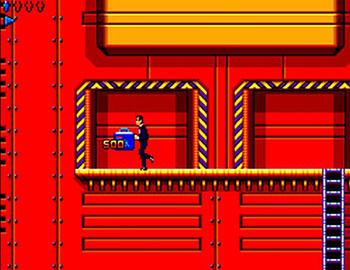 Pantallazo del juego online James Bond 007 The Duel (SMS)