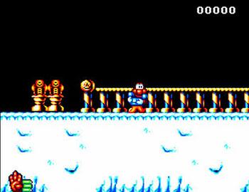 Imagen de la descarga de James Pond 2: Codename: Robocod