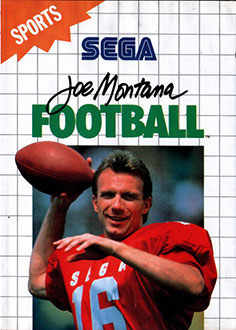 Juego online Joe Montana Football (SMS)