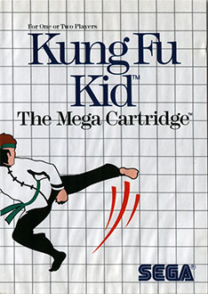 Juego online Kung Fu Kid (SMS)