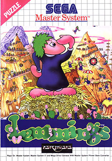 Juego online Lemmings (SMS)