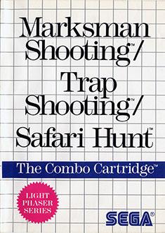 Carátula del juego Marksman Shooting - Trap Shooting - Safari Hunt