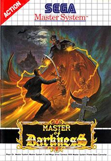 Carátula del juego Master of Darkness (SMS)