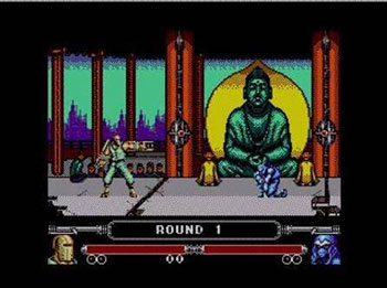 Pantallazo del juego online Masters of Combat (SMS)