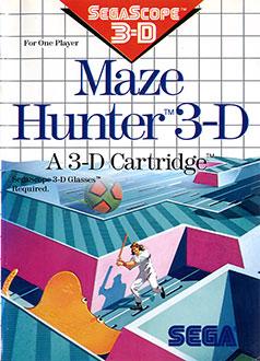 Juego online Maze Hunter 3-D (SMS)