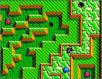 Pantallazo del juego online Maze Hunter 3-D (SMS)