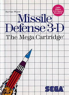 Juego online Missile Defense 3-D (SMS)