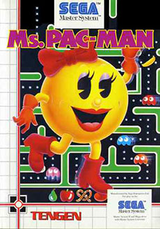 Juego online Ms Pac-Man (SMS)