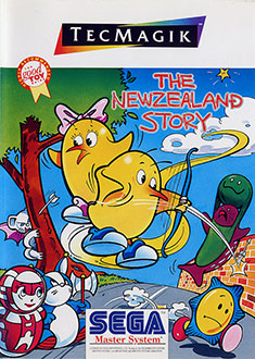 Juego online The New Zealand Story (SMS)
