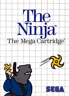 Portada de la descarga de The Ninja