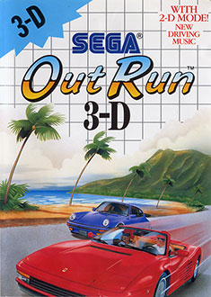 Juego online Out Run 3-D (SMS)