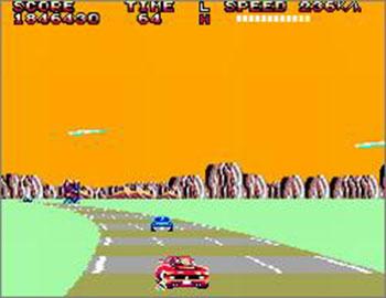Imagen de la descarga de Out Run 3-D