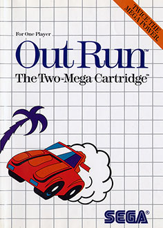 Juego online Out Run (SMS)
