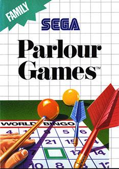 Carátula del juego Parlour Games (SMS)