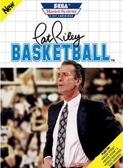 Juego online Pat Riley Basketball (SMS)