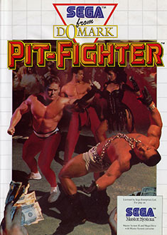 Juego online Pit-Fighter (SMS)