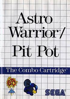 Juego online Astro Warrior - PitPot  (SMS)