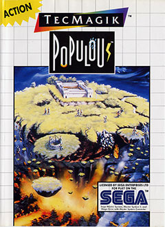 Juego online Populous (SMS)