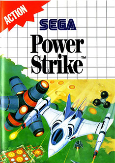 Juego online Power Strike (SMS)