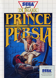 Juego online Prince of Persia (SMS)
