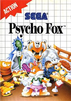 Juego online Psycho Fox (SMS)