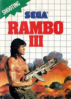 Juego online Rambo III (SMS)