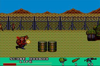 Imagen de la descarga de Rambo III