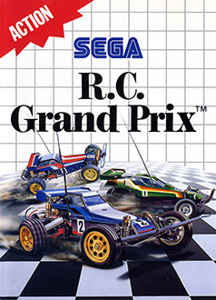 Juego online R C Grand Prix (SMS)