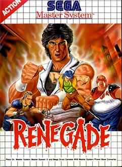 Carátula del juego Renegade (SMS)
