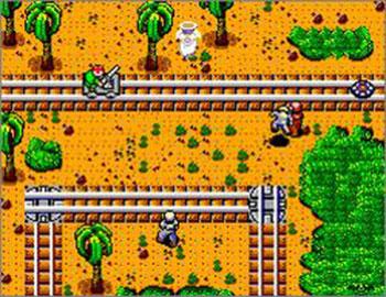 Pantallazo del juego online Rescue Mission (SMS)