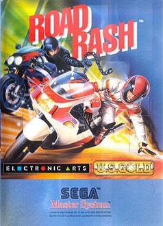 Carátula del juego Road Rash (SMS)