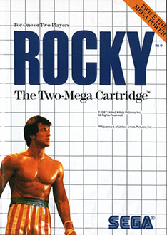 Juego online Rocky (SMS)