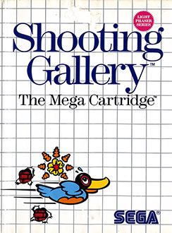Juego online Shooting Gallery (SMS)