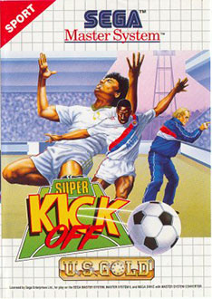 Portada de la descarga de Super Kick Off