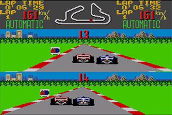 Imagen de la descarga de Super Monaco GP