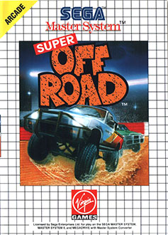 Juego online Super Off Road (SMS)