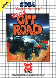 Carátula del juego Super Off Road (SMS)