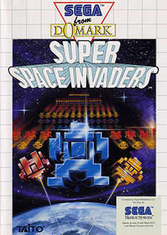 Juego online Super Space Invaders (SMS)
