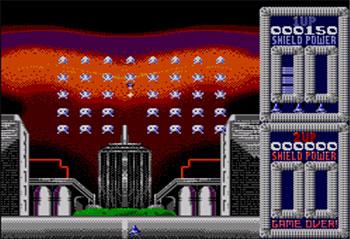 Imagen de la descarga de Super Space Invaders