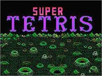 Juego online Super Tetris (SMS)